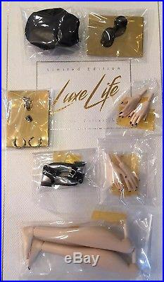 Miss Behave Style Lab Build-A-Doll Poppy Parker Luxe Life Convention Exclusive