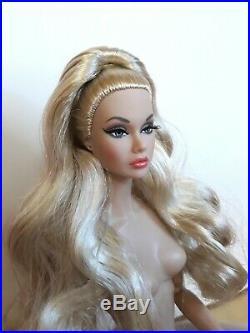 Misty Hollows Poppy Parker Nude Doll