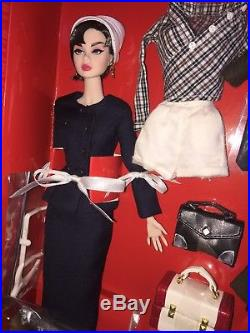 Most Sophisticated Poppy Parker As Sabrina Dressed Doll Gift Set NRFB