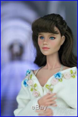 NARAE OOAK 12 Fashion Royalty Integrity Toys Custom Repaint FR Nude Doll