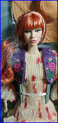 NRFB 2018 IFDC companion doll Peace Of My Heart Poppy Parker