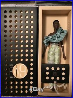NRFB 2019 Fashion Royalty Convention Spring Romance Adele Makéda Doll