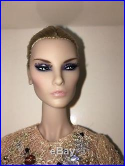 NRFB Fashion Royalty Jason Wu Bergdorf Goodman Evening Black Skirt Elyse LE 200