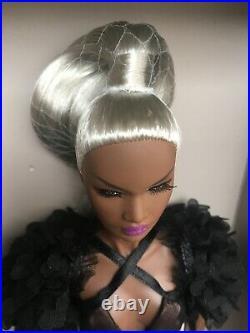 NRFB Fashion Royalty Nu Face Nadja Vanity & Glamour Integrity Toys Doll