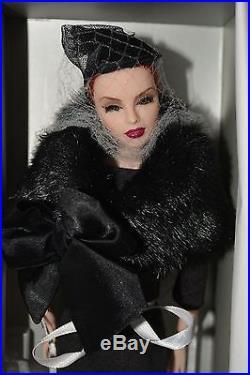 NRFB Future Noir Luchia Toy Fair W Hotel Event Exclusive Fashion Royalty NEW