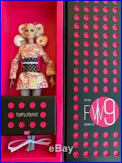 NRFB Kimono Go Go Poppy Parker 2019 Integrity Toys Convention Fashion Week