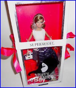 NRFB Model Living Poppy Parker 2016 Supermodel Convention Integrity Toys
