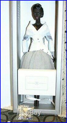 Neo Look Adele Makeda Dressed Doll Fashion Royalty Collection RetroFuture NRFB