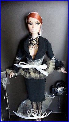 Obsidian Society Vanessa Perrin dressed doll Jason Wu Fashion Royalty NRFB