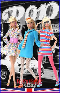 PRESALE Glad All Over Poppy Parker NRFB PLS Read Fashion Royalty Integrity Toys