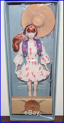 Peace of My Heart Poppy Parker NRFB 2018 IFDC Convention Doll Integrity FR