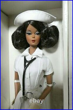 Platinum Label #113 Of 999 Stunning Silkstone African American Nurse Pristine