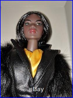 Polarity Nadja Rhymes NuFace Doll by Integrity Toys Complete VGC Fashion Royalty