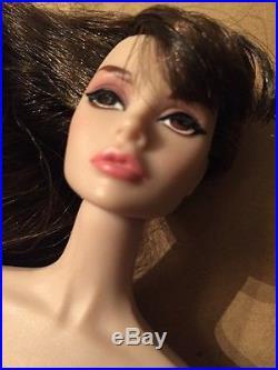 Poppy Parker 12 Chauffeur's Daughter Nude Doll Hair Taken Down