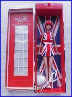 Poppy Parker British Invasion Swinging London WClub Exclusive