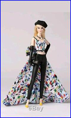 Poppy Parker Build A Doll 12 2018 INDUSTRY Style Lab ACTUAL DOLL only