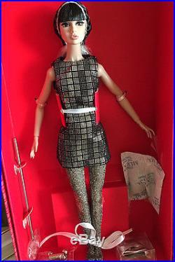 Poppy Parker Kicks! Centerpiece Doll 2016 SuperModel Integrity Fashion Royalty