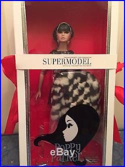Poppy Parker Kicks! Centerpiece Doll 2016 Supermodel Convention NRFB