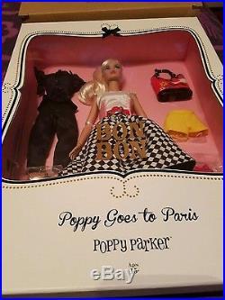Poppy Parker. Ohh La La. NRFB. 2016 W Club Exclusive. Paris. Bon Bon