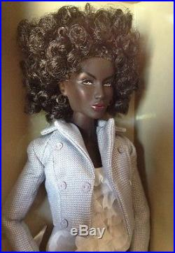 Quiet Storm Anika Doll New Close Ups Collection Fashion Royalty MIB