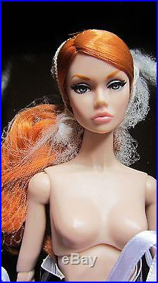 RARE Nude Fashion Royalty Poppy Parker Sweet in Switzerland 12 Doll