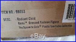 Remi Radiant Child! Integrity/ Fashion Royalty -dynamite Girls! Aa Male! Htf