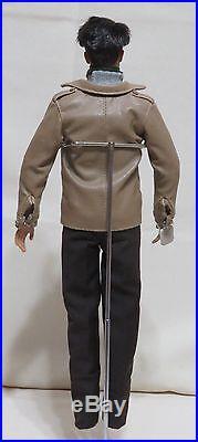 Rare Leading Man Lukas Maverick Doll Nu Face MIB LE 400 Homme Fashion Royalty