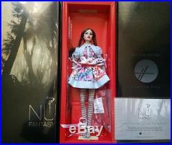 Rare Nrfb Go Home Rayna Dorothy 2011 Ifdc Nu Fantasy Fashion Royalty Doll 12