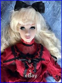 Rose Red Yuri Integrity Toys NuFace Goth Japan Eden Lilith Doll