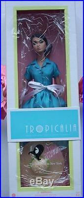Sea Breeze Poppy Parker2012 Tropicalia Convention Luncheon CenterpieceMIBRare
