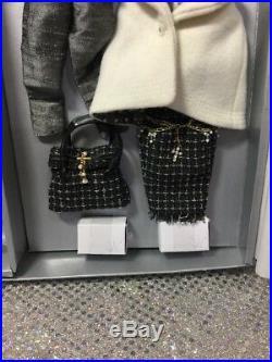 Social Call Veronique Perrin Gift Set Fashion Royalty Integrity Doll Jason Wu Fr