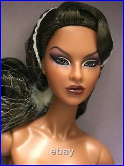 Style Lab Fashion Royalty Body Of Work Isha Nude Doll Legendary Convention
