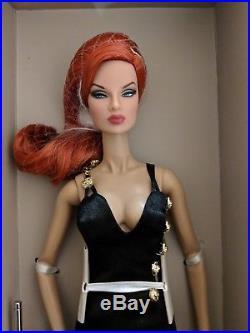 Supermodel EUGENIA ELYSE Versace Fashionista NRFB Royalty Wu Convention Doll