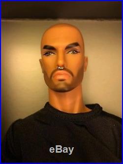 Tantric Lukas Maverik Fashion Royalty Nu Face Homme Integrity Toys NRFB