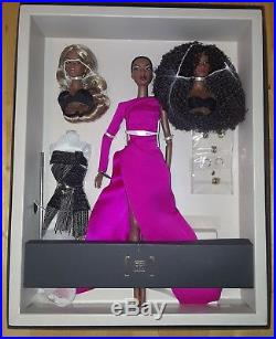 The Faces Of Adèle 2017 Fashion Royalty Club Doll Gift Set Adele