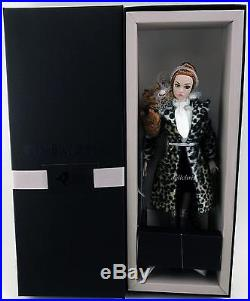 Traveling Incognito Poppy Parker Doll 2015 Cinematic Convention Integrity NRFB