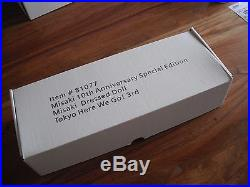 US SELLER FR Nippon Misaki 10th Anniversary Special Edition Tokyo Here We Go