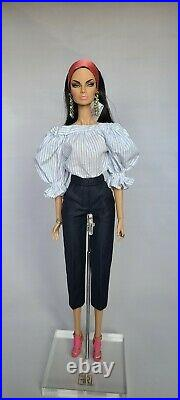 VIVACITE EUGENIA PERRIN FROST LA FEMME FR doll Fashion Royalty Integrity Toys
