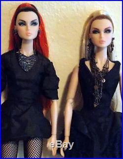 Wild at Heart Lilith & Eden dolls Dark Romance Convention RARE