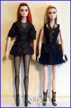 Wild at Heart Lilith & Eden dolls Dark Romance LE Convention RARE
